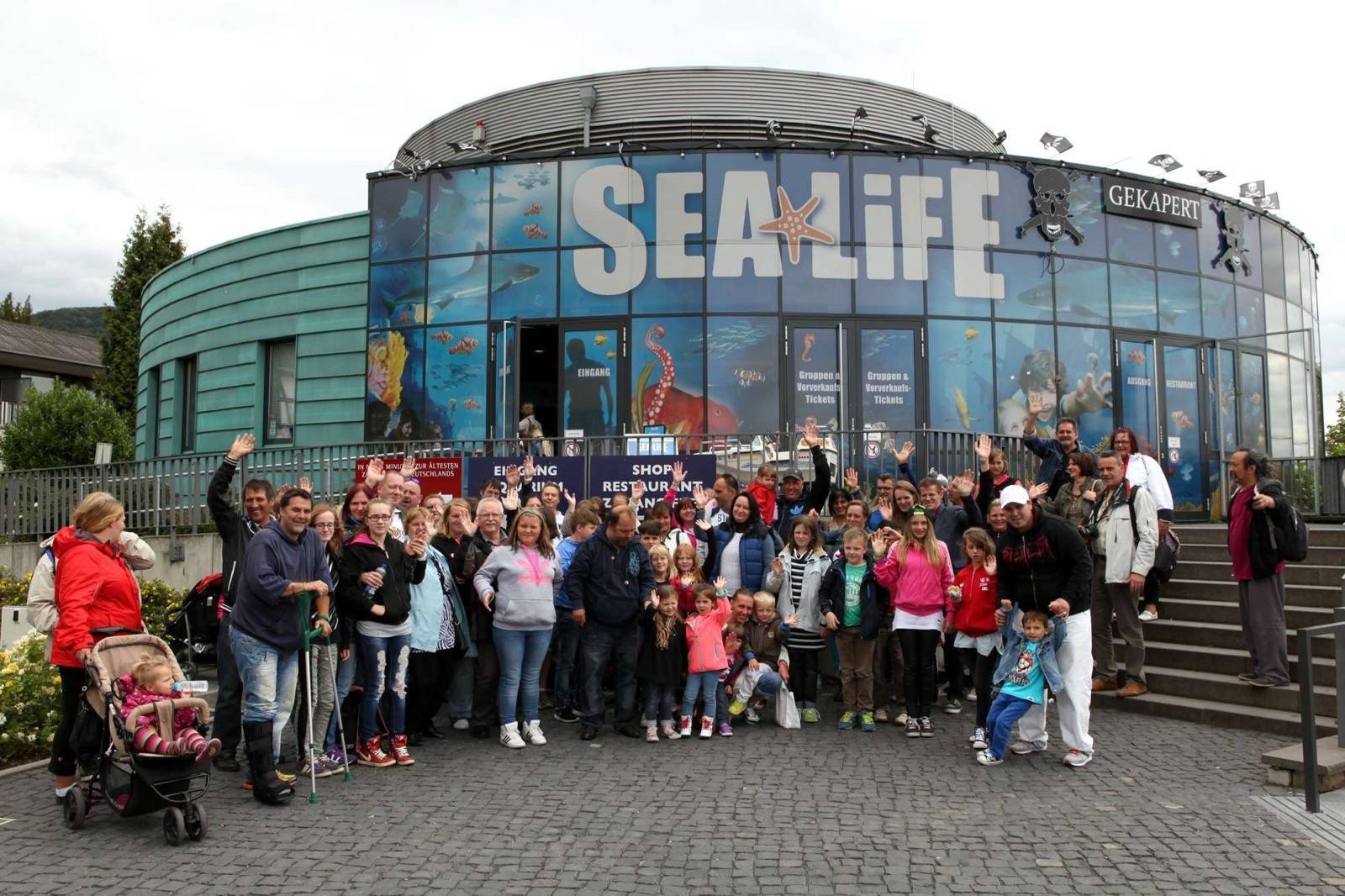 Sea Life Königswinter 2014