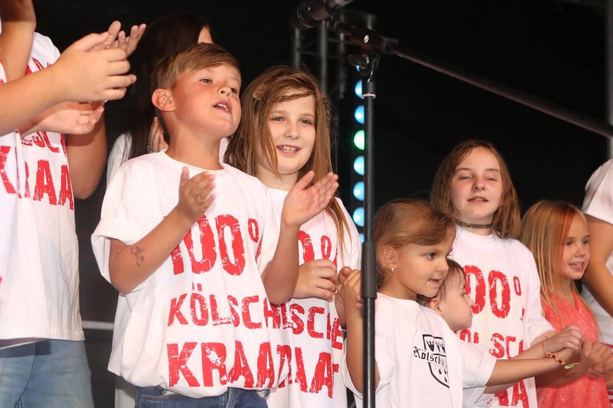 Sommerfest in Köln-Zollstock 2016