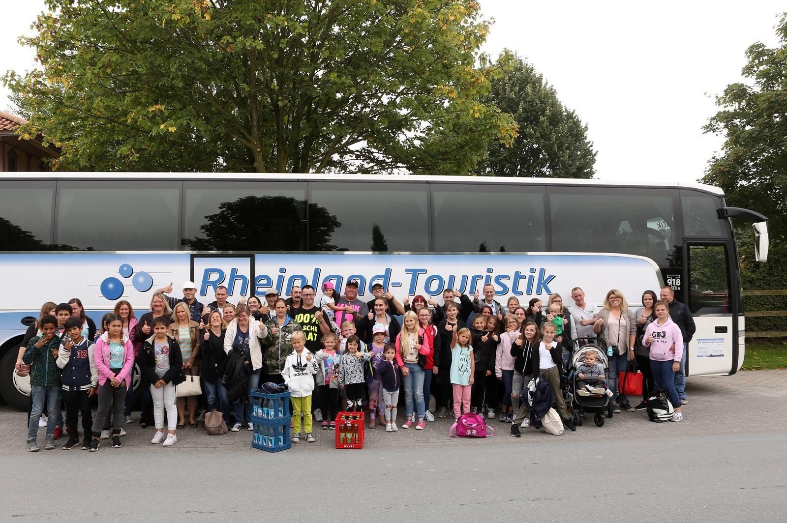 Besuch in Irrland - Die Bauernhof-Erlebnisoase