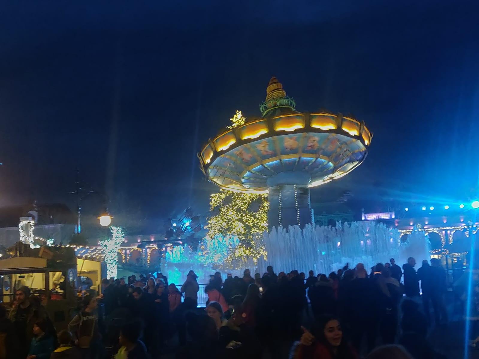 Phantasialand - Wintertraum 2019 mit Kölsche Kraat hilft e.v