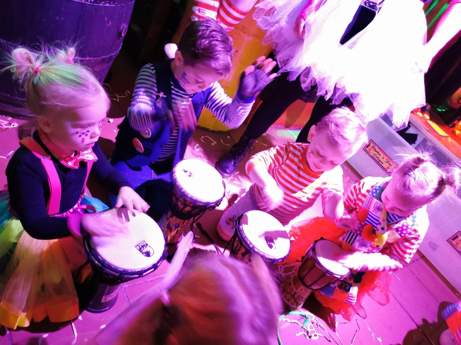 Die große Kinder Kostüm Party 2020