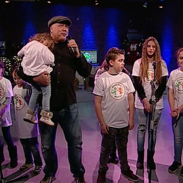 Mit den Kindern bei NRW Live TV