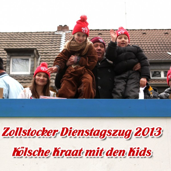 Zollstocker Dienstagszug